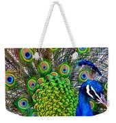 Strut Weekender Tote Bag by Angelina Vick