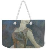 The Ballerina Weekender Tote Bag by Steve Mitchell