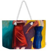 There Weekender Tote Bag by Shannon Grissom