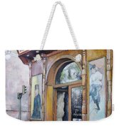 Tirso De Molina Old Tavern Weekender Tote Bag by Tomas Castano