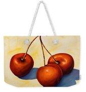 Trilogy Weekender Tote Bag by Shannon Grissom