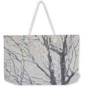 Winter Weekender Tote Bag by Leah  Tomaino