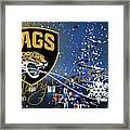 Jacksonville Jaguars Framed Print by Joe Hamilton