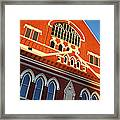Ryman Auditorium Framed Print by Brian Jannsen