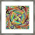 The Braid Framed Print by Deborah Benoit