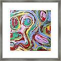 Abstract 43 Framed Print by Patrick J Murphy