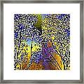 Abstract Fusion 100 Framed Print by Will Borden