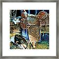 Afternoon Delight Framed Print by Hanne Lore Koehler