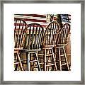 Americana Framed Print by Heather Applegate