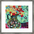 Artful Jug Framed Print by Diane Fine