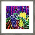 Arthropod Intrusion Framed Print by Stephanie Ward