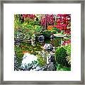 Autumn Dream Framed Print by Carol Groenen