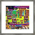 be a good friend to those who fear Hashem 13 Framed Print by David Baruch Wolk