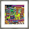 be a good friend to those who fear Hashem 15 Framed Print by David Baruch Wolk