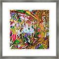 Betsey Framed Print by Etta Harris