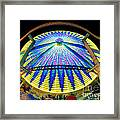 Big Wheel Keep On Turning Framed Print by Mark Miller