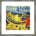 Boats II Framed Print by Brian Simons