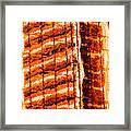 Body Heat Framed Print by Ayse Deniz
