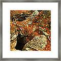 Cave Framed Print by Billy Beasley