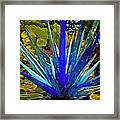 Chihuly Lily Pond Framed Print by Diana Powell