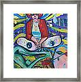 Contemplation Of Life Framed Print by Lorinda Fore and Tony Lima