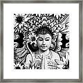 Dawning Of The Goddess Framed Print by Christopher Beikmann