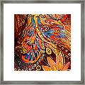 Diptych The Moments Of Love Part II Framed Print by Elena Kotliarker