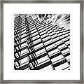 Downtown Framed Print by Scott Pellegrin