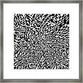Entangle Framed Print by Crystal Hubbard