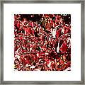 Fall Foliage Colors 08 Framed Print by Metro DC Photography