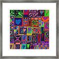 Find U'r Love Found Framed Print by Kenneth James