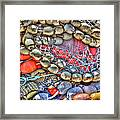 Fishing Bouys Framed Print by Heidi Smith