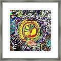 Flowering Shiva Framed Print by Jason Saunders