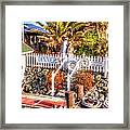 Forbes Island Framed Print by Bill Gallagher