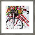 Get Your Spring Fix Framed Print by Suzy Pal Powell