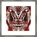 Goddess Serpentine Framed Print by Devalyn Marshall