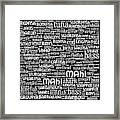 Gone Fishing 20130622bw Framed Print by Wingsdomain Art and Photography