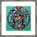 Harry Quinn Framed Print by Mark Howard Jones