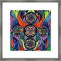 Higher Purpose Framed Print by Teal Eye  Print Store