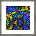 Journey 20130511v1 Long Framed Print by Wingsdomain Art and Photography