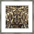 Journey 20130511v2 Square Framed Print by Wingsdomain Art and Photography