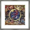 Legacy Of The Divine Tarot Framed Print by Ciro Marchetti