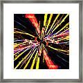 Light Fantastic 04 Framed Print by Natalie Kinnear