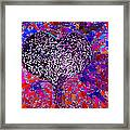 Love's Abyss And All About This Framed Print by Kenneth James