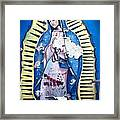 Madonna Painting Framed Print by Mark Goebel
