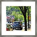Main Street Framed Print by Patti Whitten