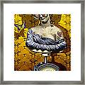 Metamorphosis Framed Print by Larry Butterworth