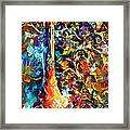 My Old Thoughts 2 Framed Print by Leonid Afremov