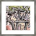 Nassau The Wall Framed Print by Philip Slagter