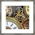 No More Time Framed Print by Tom Gari Gallery-Three-Photography